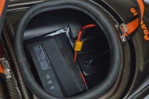 Etetőhajó akkumulátor