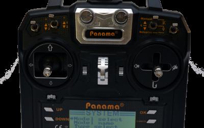 Panama etetőhajó távirányító Autopilot