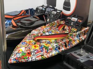 futterboot Farbe 9